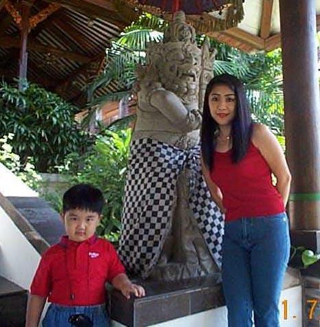 Garden Hotel Bali, 2001